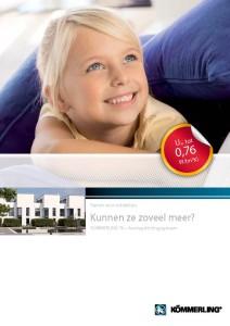 KOMMERLING 76 AD brochure-NL