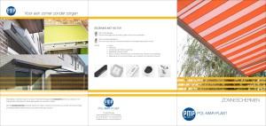 Zonnescherm PMP NL