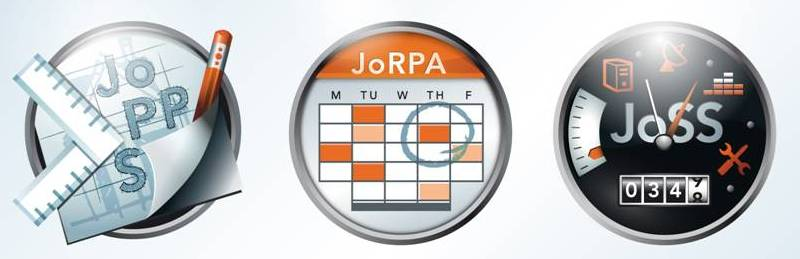 Iconen JoPPS JoRPA JoSS