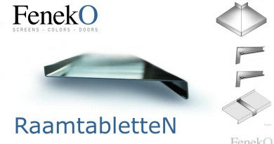 Feneko | Raamtabletten