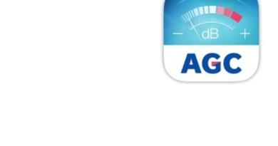 AGC | Acoustics app
