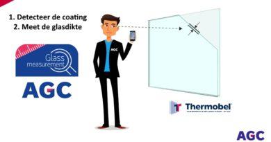 AGC | App. voor coatingdetectie