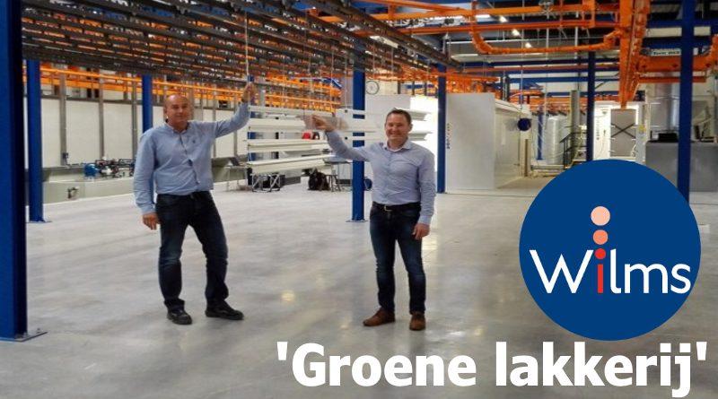 Wilms | 'Groene' lakkerij