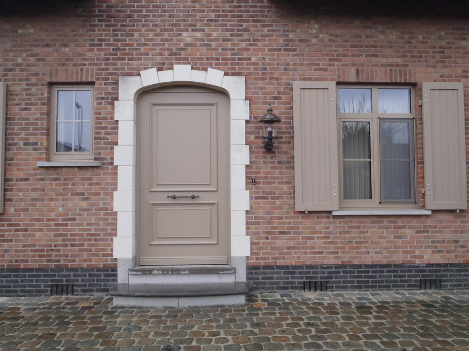 Hulshout ramen en deuren