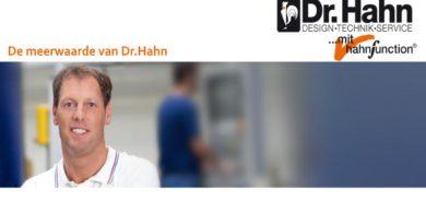 Dr.Hahn | Zaagbestendige pen