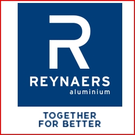Reynaers balustrades