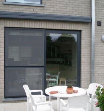 RM ramen deuren veranda kitwerken