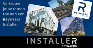 Reynaers Installer