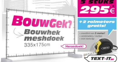 Text-it | Spandoeken