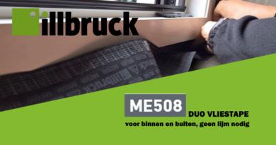 Illbruck | ME508 Duo Vliestape