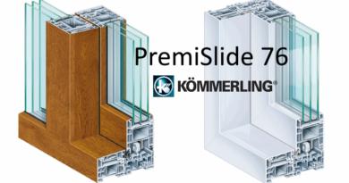 PremiSlide, een nieuw schuifraam