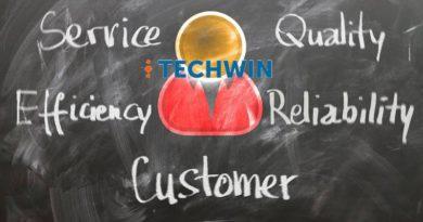 Techwin | luisteren naar onze klanten