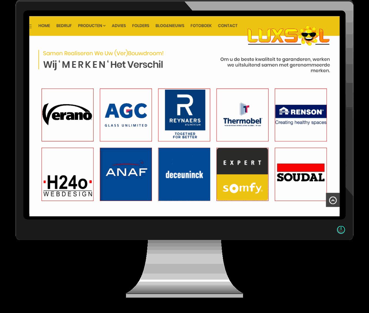 Website Luxsol