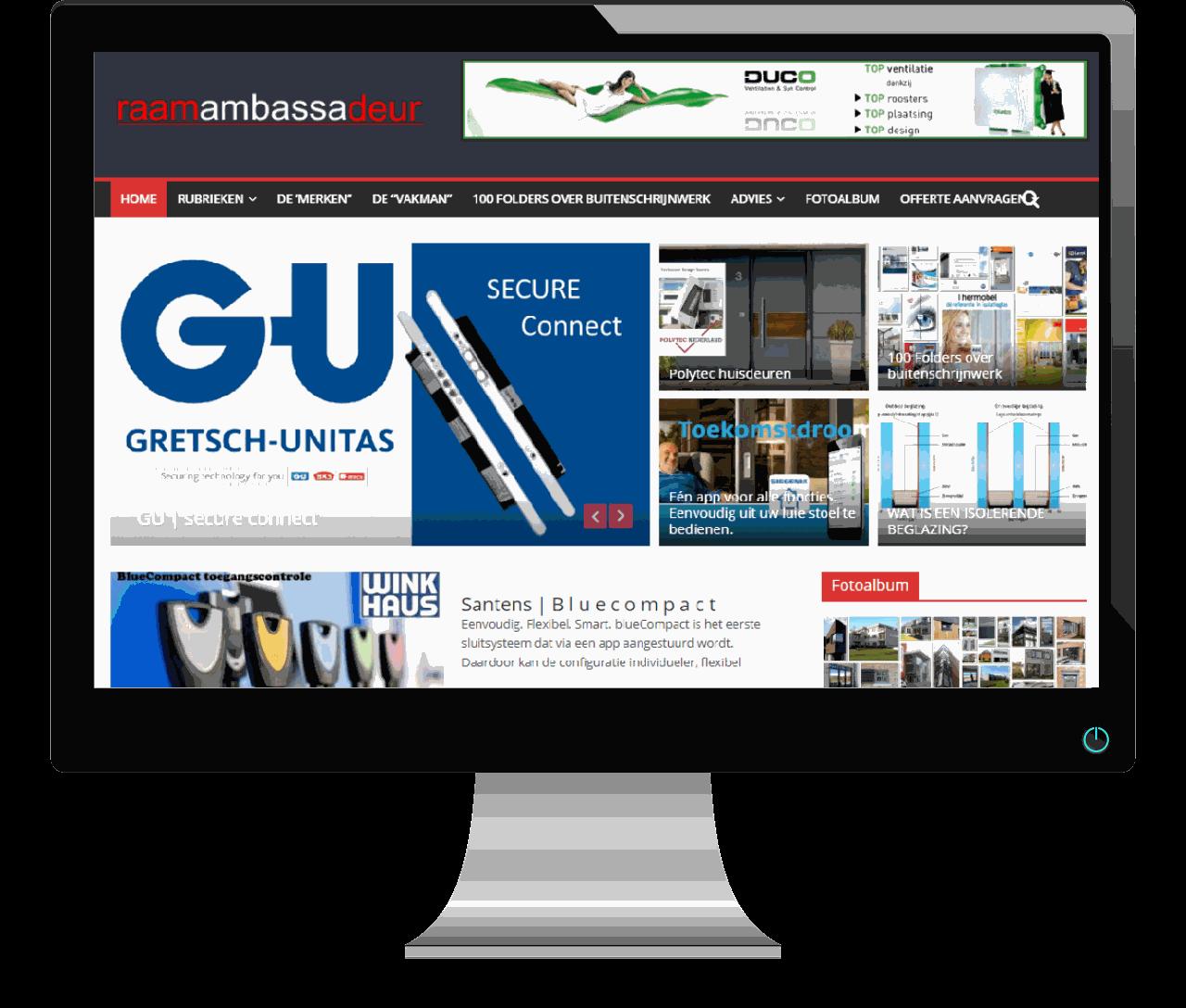 Website Raamambassadeur
