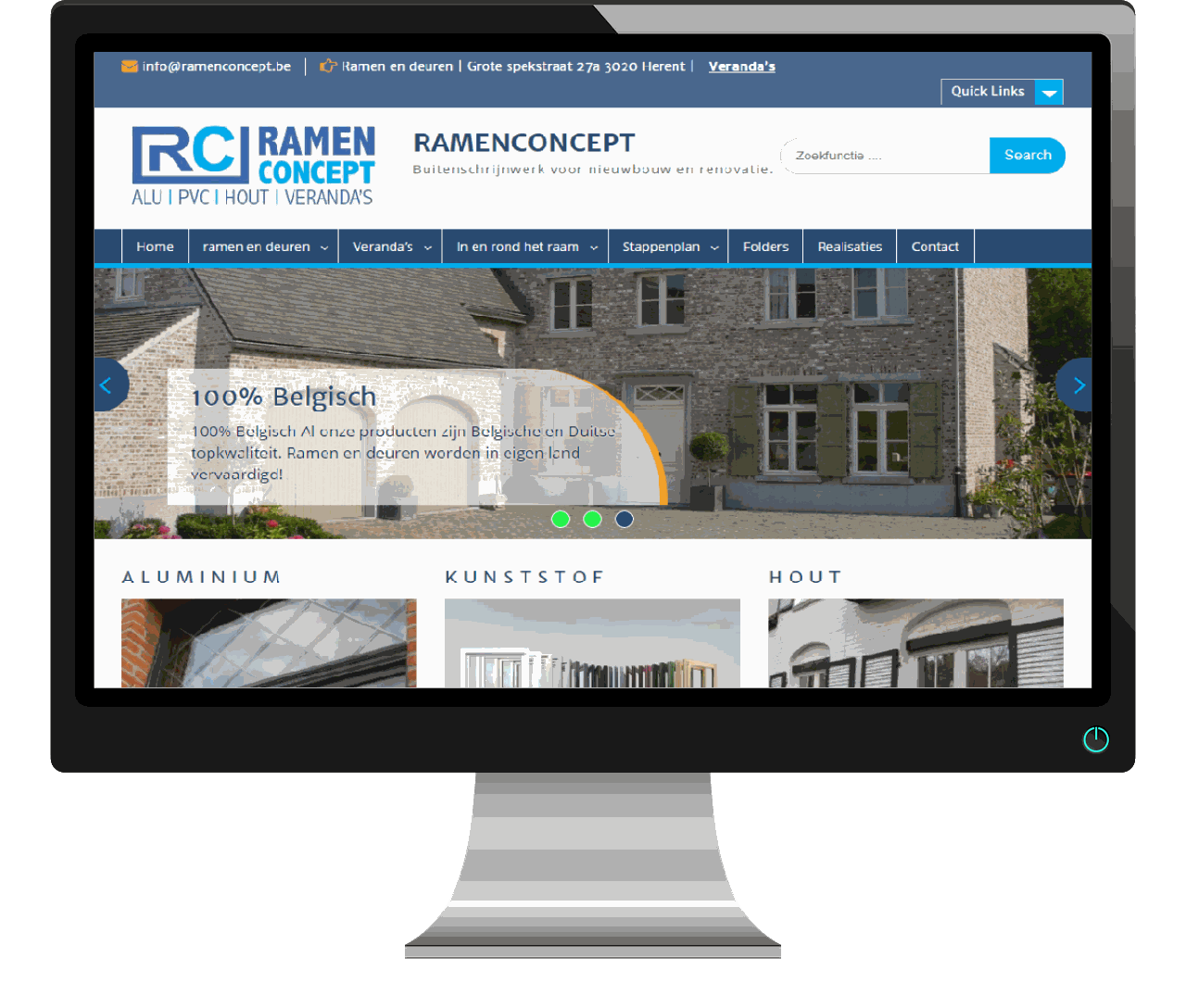 Website Ramenconcept