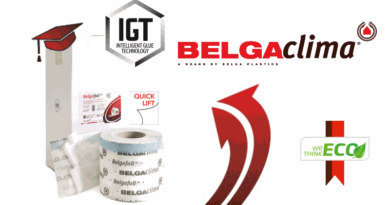 BelgaClima lanceert nieuwe krachtige en watervastere IGT-lijm