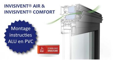 INVISIVENT® Air & Comfort