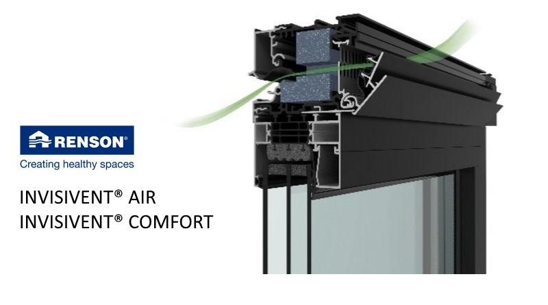 invisivent air comfort