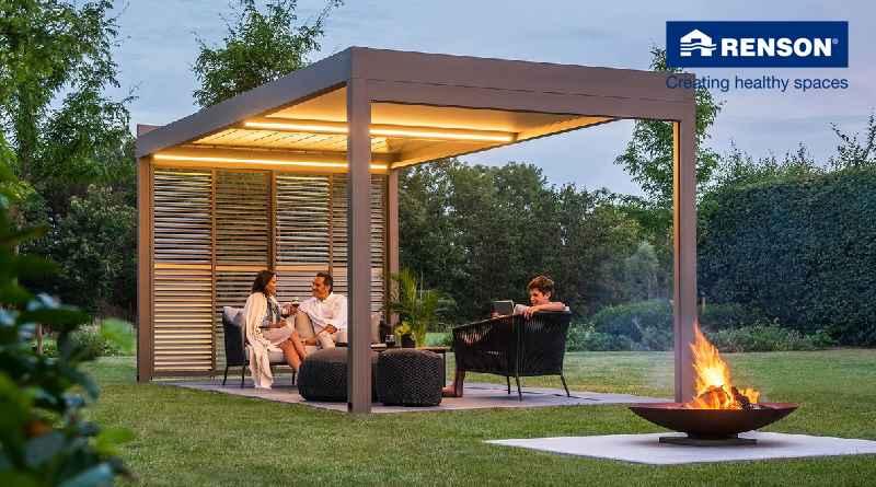 Renson outdoor concept raamambassadeur