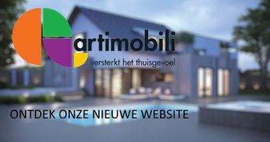 Artimobili | nieuwe website