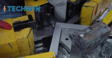 Productie van Aluminium ramen