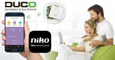 Geef een extra dimensie aan je Duco systeem met Niko Home Control