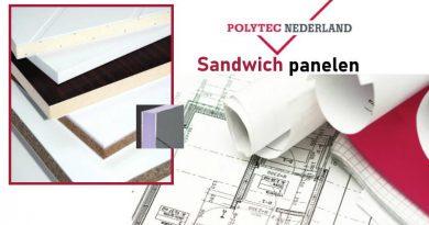 Sandwich panelen