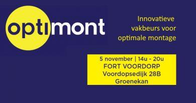 Optimont vakbeurs NL