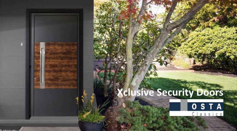 Veiligheids deuren Osta