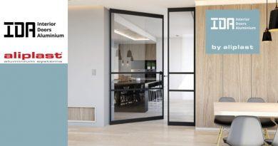 IDA   Interior Doors Aluminium