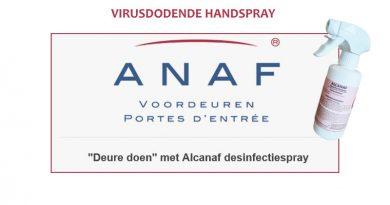 Alcanaf desinfectiespray