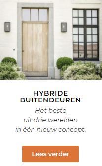 hybride buitendeuren